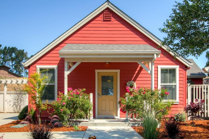 This lovely Point Reyes Station vacation rental house is the ultimate home away from home! - Serene Bungalow-Style 2BR Point Reyes Station House w/ Wifi, Gas Fireplace & Private Patio - Walk to Town! Close Proximity to Beaches, Hiking Trails & More! - Point Reyes Station - rentals