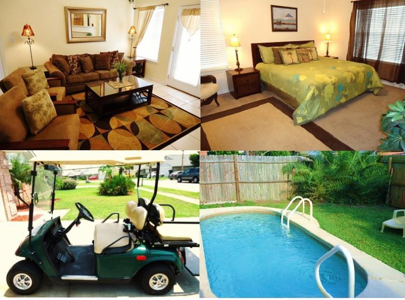 The Destin Beach House - 3BR/2BA - Bunk Rm - Private Pool - Destin - rentals