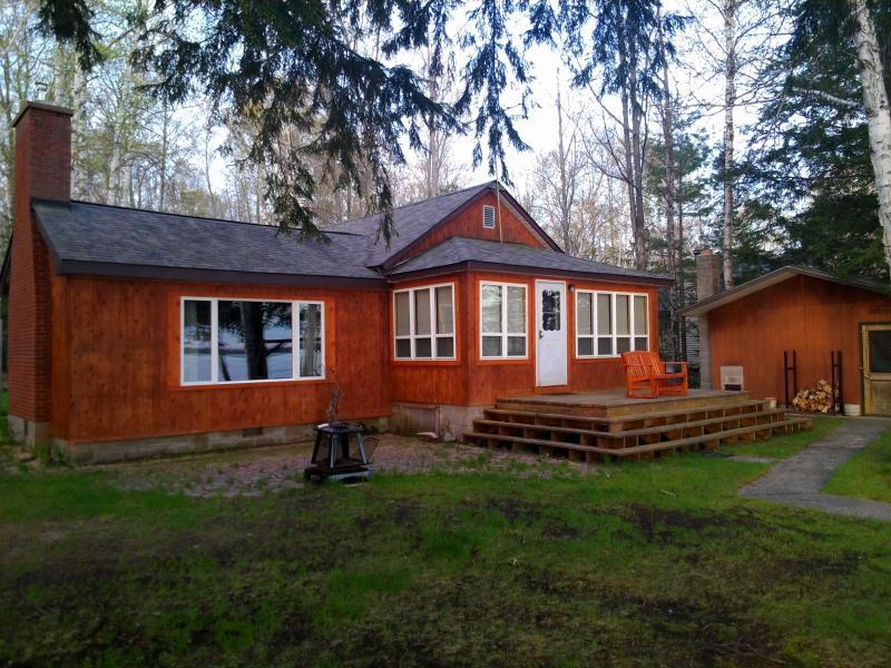 Quaint Cottage on Lake Independence - Image 1 - Big Bay - rentals