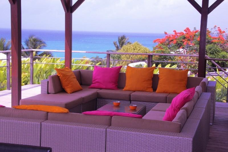 Villa Guadeloupe, villa Yin & Yang, contemporary and luxury, panoramic sea view - VILLA GUADELOUPE, STE ANNE, VILLA YIN & YANG - Sainte Anne - rentals