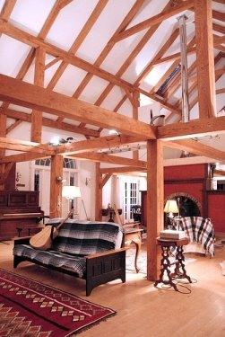 Living Room - Beauty & Privacy on 24 acres, sleeps 8 - Brownsville - rentals