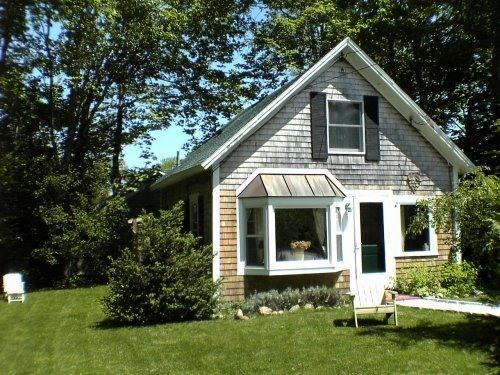 cottage front - Charming Cottage in the Village of Vineyard Haven - Vineyard Haven - rentals