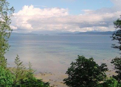 Great View - Savary Island, gulf island, June July August Septe - Lund - rentals