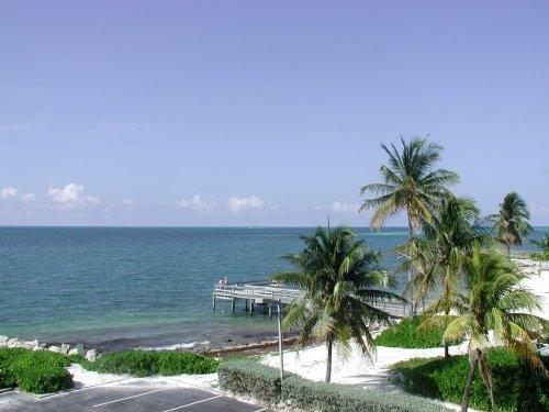 View From Balcony - Heart of the Florida Keys - Ocean View Condo - Key Colony Beach - rentals