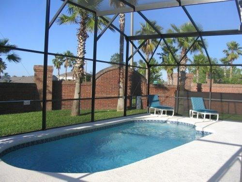 Secluded Pool and Deck - Beautiful 4 bed/3 bath villa near to Disney & Golf - Davenport - rentals