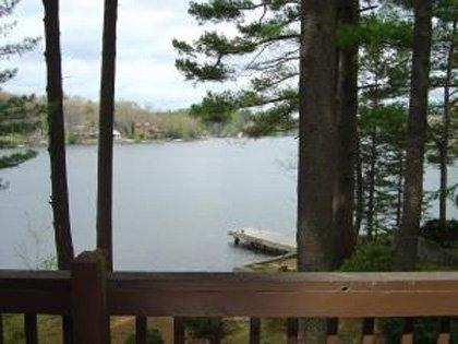 Breathtaking Lake, Sunset Views From the Deck - Lakefront Home Pvt Sandy Beach,CA,Jacuzzi,Internet - Salem - rentals