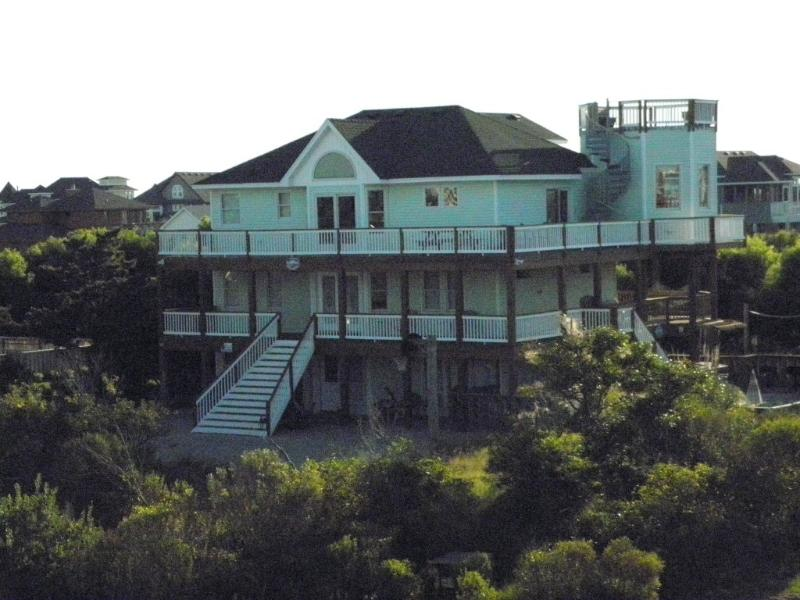 Terrapin Station - OUTER BANKS OCEAN VIEW - FREE HEATED PRIVATE POOL - Corolla - rentals