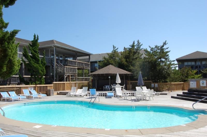 We have the largest pool in Ocean Sands Section #F - OUTERBANKS OCEANSIDE 3 BR COROLLA CONDO - Corolla - rentals
