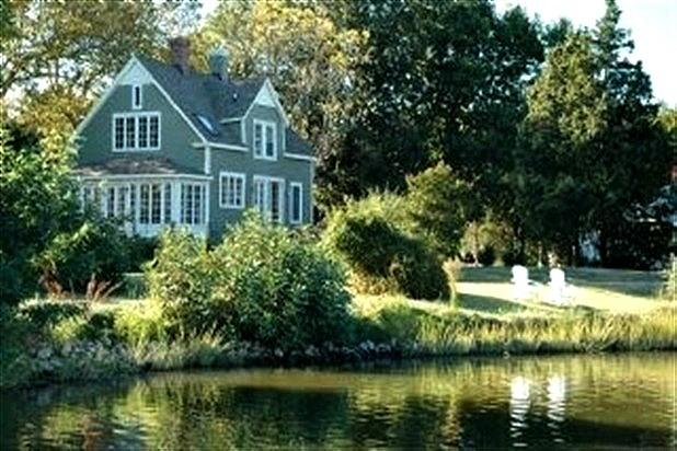 The River House - RESTORED WATERFRONT COTTAGE - Royal Oak - rentals