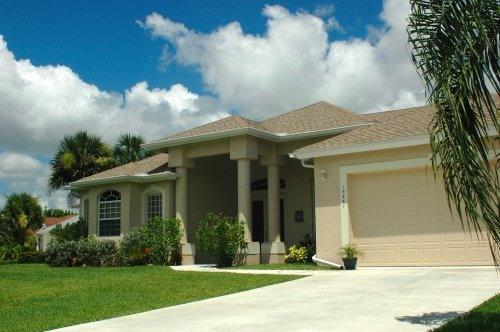 front of house - Villa Paradiso - Direct Gulf Access, Waterfront, P - North Fort Myers - rentals