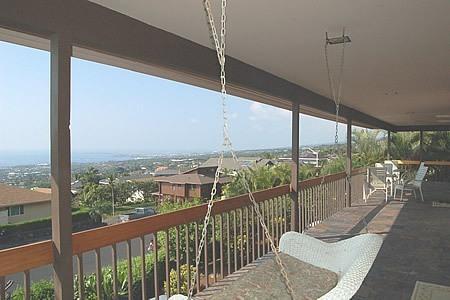 Large Lanai - Hibiscus Pool Home - Kailua-Kona - rentals