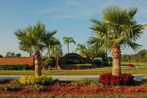 Entrance - Fiesta Key Resort Disney Vacation Orlando Florida - Kissimmee - rentals
