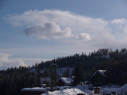 Mountain views - Big Mountain Ski-in condo at Edelweiss - Whitefish - rentals