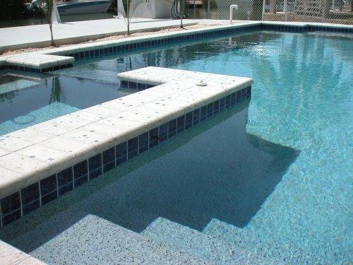 Solar pool and heated Jacuzzi on premises. - Islamorada Waterfront 3/2, Dockage, Pool / Jacuzzi MM75 - Islamorada - rentals
