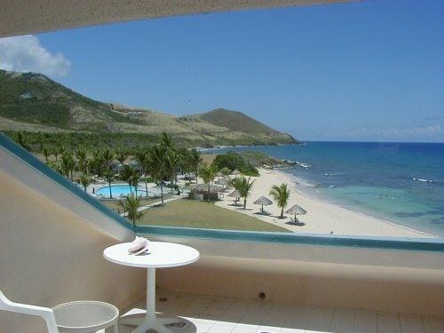Master Bedroom Balcony - Ocean's Edge - 3BR, 3BA Oceanfront Condo - Saint Croix - rentals