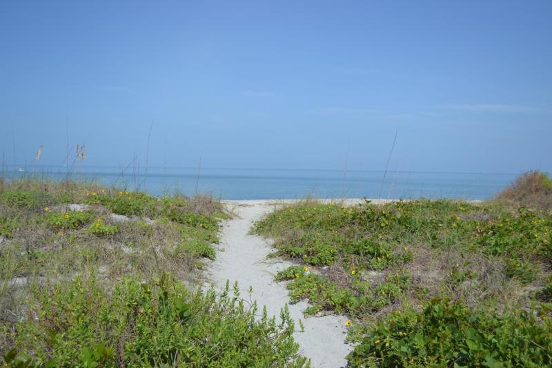 Beach Entrance - Beach Paradise - Venice - rentals