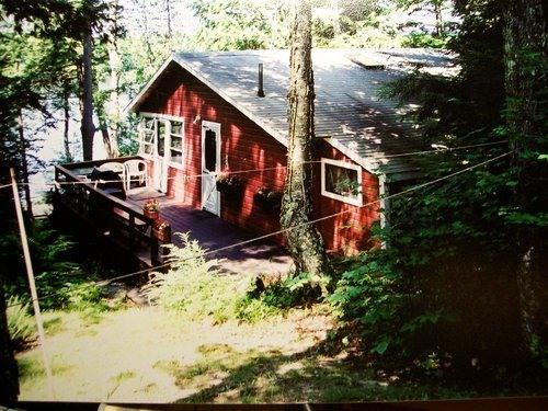 EchoLakeCamp - Lakeside cottage w/dock and boat - Mount Vernon - rentals
