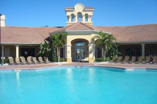 Heated Pool - 2 & 3 BD Luxurious Condos at Vista Cay in Orlando - Orlando - rentals