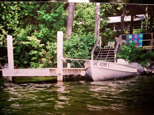 The lakefront - Lakeside cottage w/dock,boat,gas fireplac,wash/dry - Mount Vernon - rentals