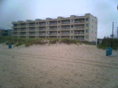 OCEAN FRONT CONDO - Image 1 - Carolina Beach - rentals