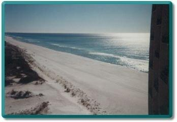 view from master bedroom - best beach in the world - Panama City Beach - rentals