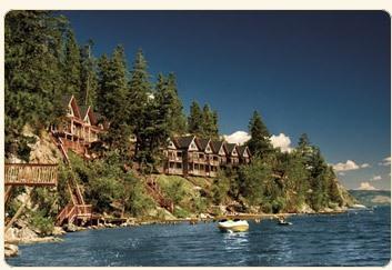 Lakefront Cottages - Lakefront Cottage on Okanagan Lake with boat dock - Kelowna - rentals