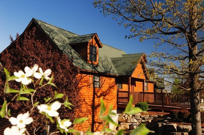 Beautiful cabin! - Resort 4BR/BA Cabin: Indoor Pool and Hot Tubs! - Branson - rentals