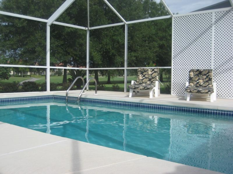 Large Extended Pool/Lanai Area - Fabulous Villa in Prestigious Lely Resort , Naples - Naples - rentals