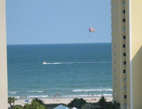 What a View! - Great Myrtle Beach Rental with a Pool and Balcony - Myrtle Beach - rentals