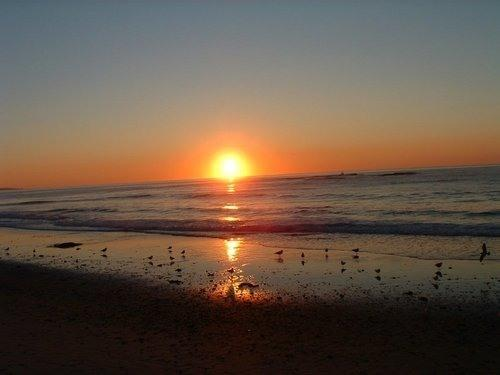 Sunrise at Wells Beach - Ocean breeze in Wells - Wells - rentals