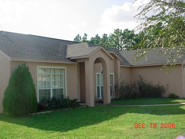 Front entrance to villa - 12 minutes from Disney-3 bed family holiday villa - Davenport - rentals