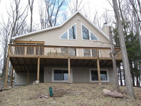 House - Pocono House for RENT 3 bds/3 bths, Ground floor - Lake Ariel - rentals