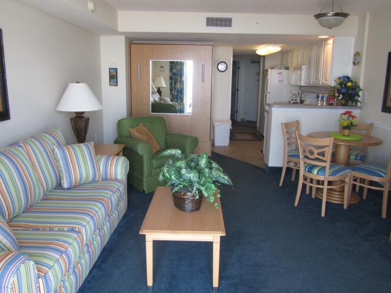 Beautiful Oceanfront LR - Delux Oceanfront 3rd Floor Condo with Balcony, WiFi-W/D! - Myrtle Beach - rentals