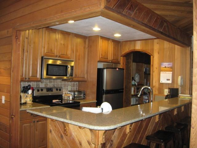 All NEW fully equipped kitchen - WALKtoVILLGE,REMODELED, 2 bedm,3 bath Condo,1900sf - Mammoth Lakes - rentals