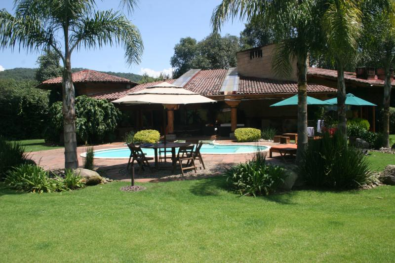 Rancho San Bernardo in Valle de Bravo - Image 1 - Valle de Bravo - rentals