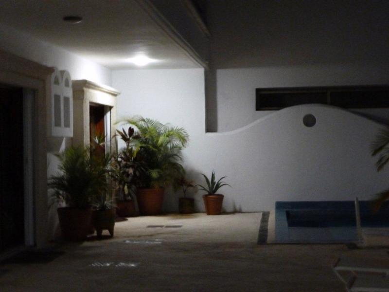 Front entrance - Casa Soluna: Playa del Carmen delight - Playa del Carmen - rentals