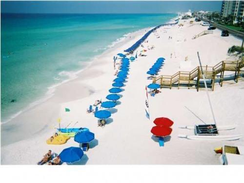 Free Beach Service: 2 chairs & umbrella included with rental (March-October) - ESCAPE TO PARADISE - 2BR/2BA, Free Beach Service - Miramar Beach - rentals