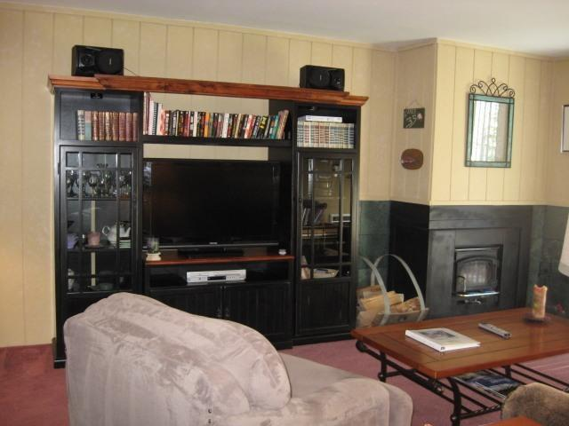 New Flat screen & Entertainment center - Dates AVAIL Walk 2 Village,2 bdrm/2 bath@CrestvIew - Mammoth Lakes - rentals