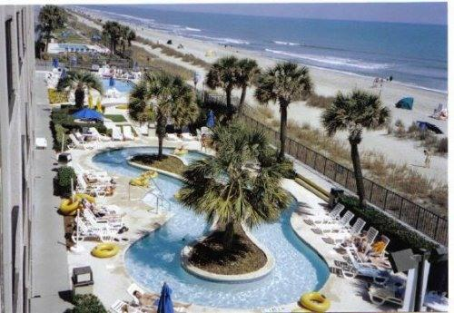 Luxury Myrtle Beach Condo with Access to Indoor Water Park and Tiki Bar - Image 1 - Myrtle Beach - rentals