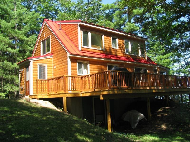 Lake House - Western Maine Direct Lake Access on Long Lake - Bridgton - rentals