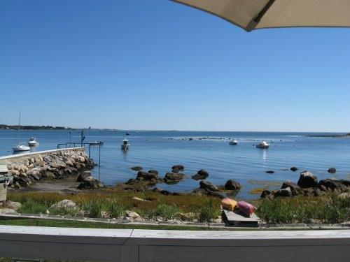 View from the deck - Cottage by the Sea! - Stonington - rentals