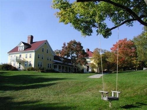 Merrill House, summer - Amazing Maine Get-Away - Maine's Western Mountains - Andover - rentals