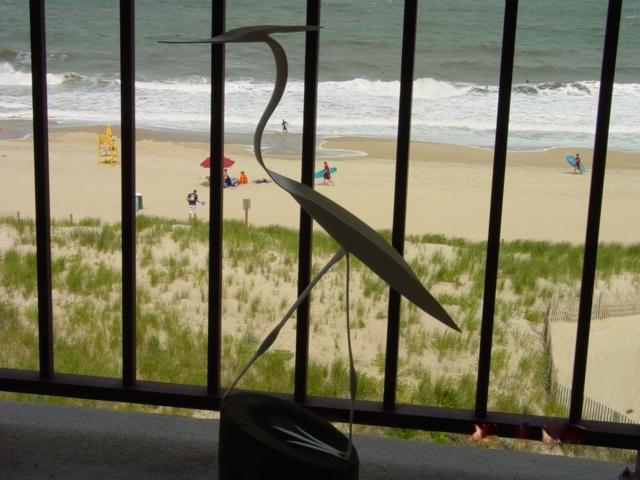 OCEAN CITY MD. LG. OCEAN FRONT STUDIO - Image 1 - Ocean City - rentals