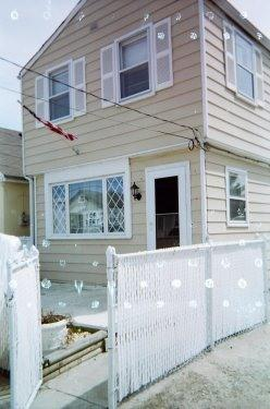 Front of house - Updated 3-bedroom house with private yard - Seaside Heights - rentals