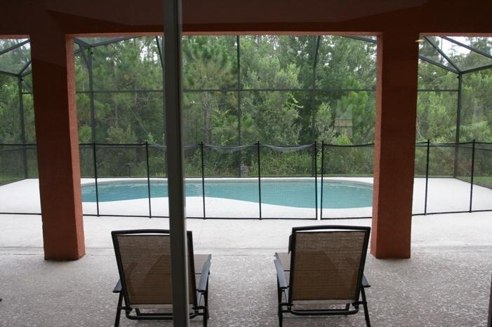 Private Pool With Forest View - Forest View-3 King/2 Queen/3 Double Twin-WiFi - Kissimmee - rentals