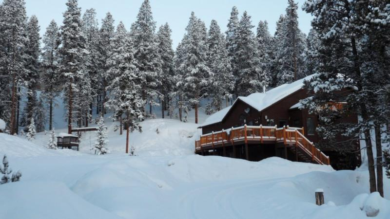 Large luxury Home with Great View- Reduced Rate ! - Image 1 - Breckenridge - rentals