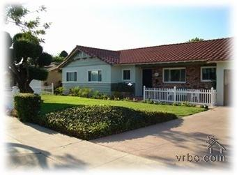Front view - Disneyland Vacation Rental - Anaheim - rentals