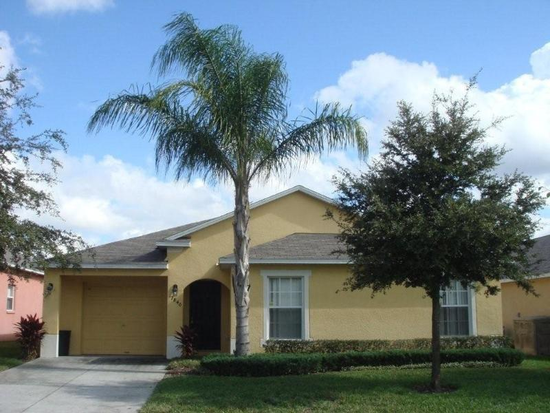 Villa Front View - From$699, 5br/3ba,Pool/Spa,WiFi,GameRm,Near Disney - Four Corners - rentals