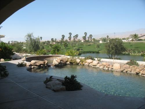 Golf Course View - Shadow Hills With Spectacular Golf and Lake Views - Palm Desert - rentals