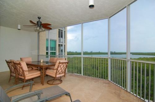 Terrace - Luxurious Vanderbilt Beach Condo/Dunes - Naples - rentals